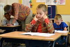 专注力差的孩子有哪些行为?