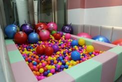 感统训练方法——球类器材