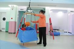 感统训练方法——吊缆类