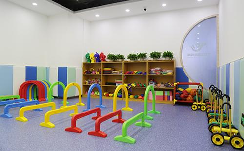 汉阳中心-感统训练教室