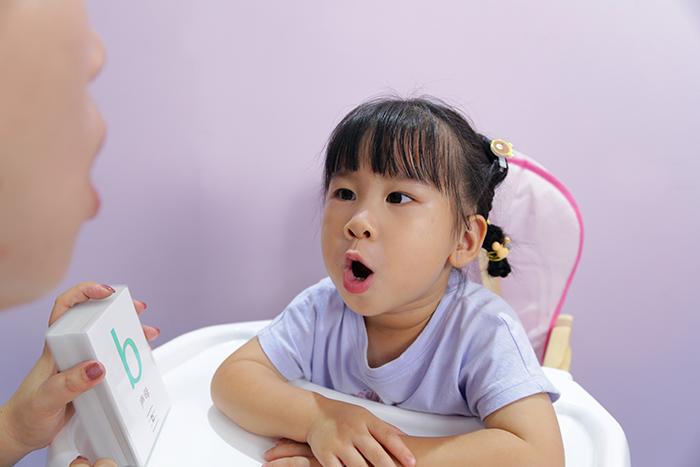 儿童语言发音训练