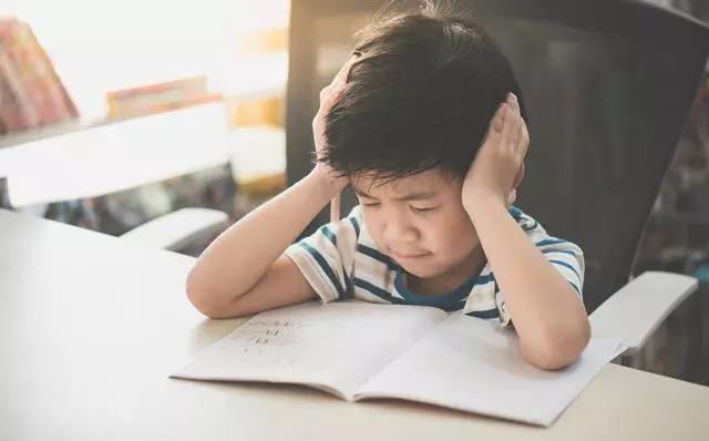 儿童注意力不集中