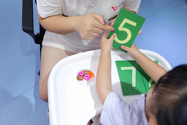 儿童注意力训练